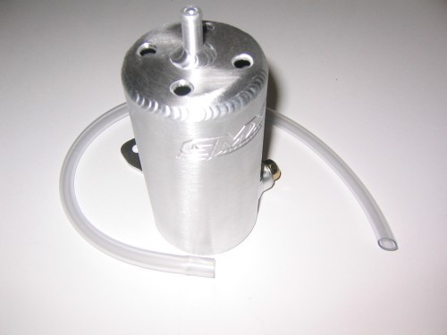 Fuel catch tank for KTM450/525