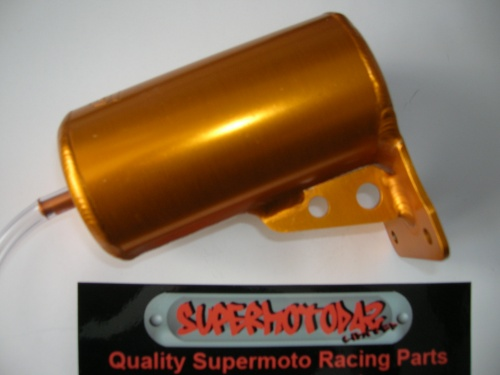 Anodised Fuel Catch Tanks (KTM)