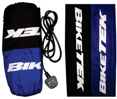 Bike Tek Supermoto Tyre Warmers