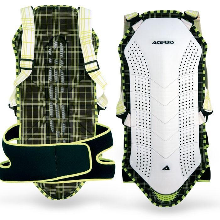Acerbis 6 Plates Back Protector