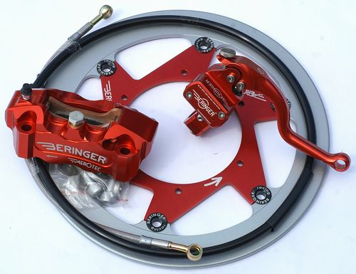 Radial Supermoto brake kits