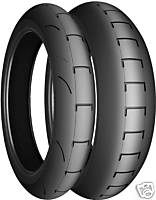 "Michelin Front 17"" Front Tyres"