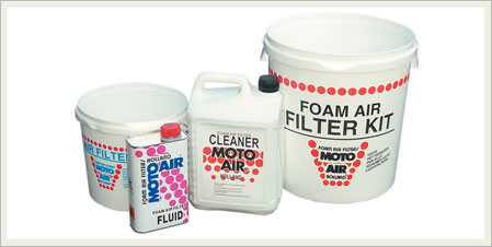 Moto Air Cleaning Kit