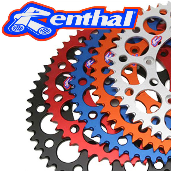 RENTHAL (Rear sprockets) YAMAHA