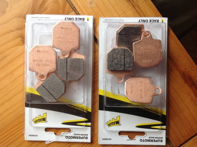 Magura Race compound Pads