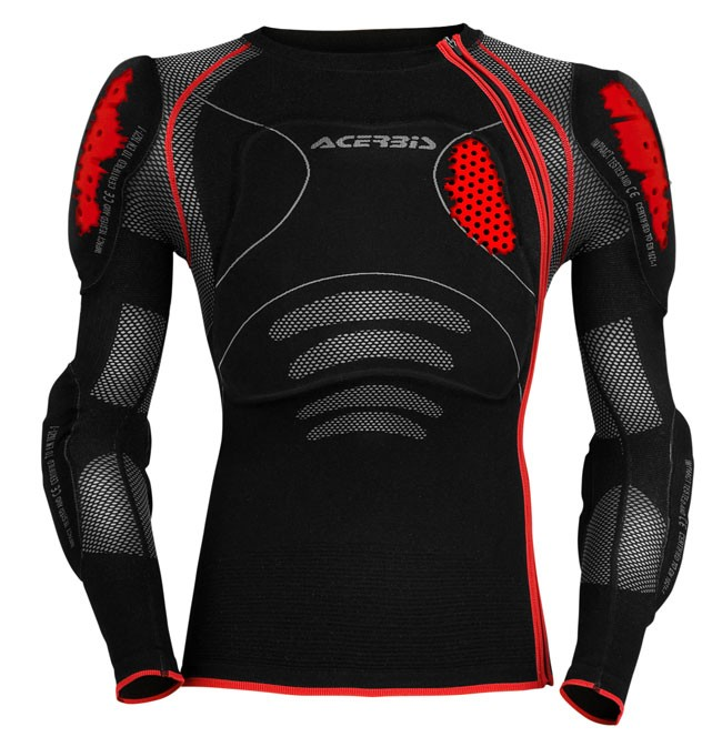 Acerbis x Fit Body protection